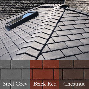 Tapco Slate Tiled Conservatory Roof