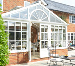 Gable Ended UPVC Conservatory