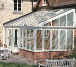 Lean to UPVC Conservatory